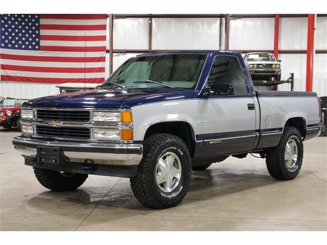 1996 Chevrolet Silverado (CC-1467999) for sale in Kentwood, Michigan