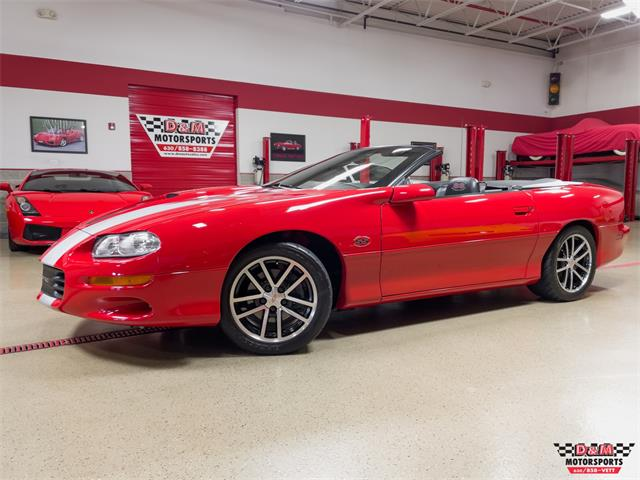 2002 Chevrolet Camaro (CC-1460080) for sale in Glen Ellyn, Illinois