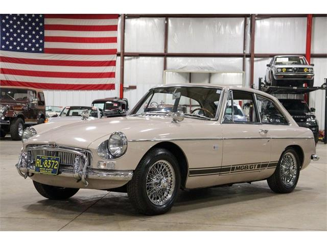 1967 MG MGB GT (CC-1468000) for sale in Kentwood, Michigan
