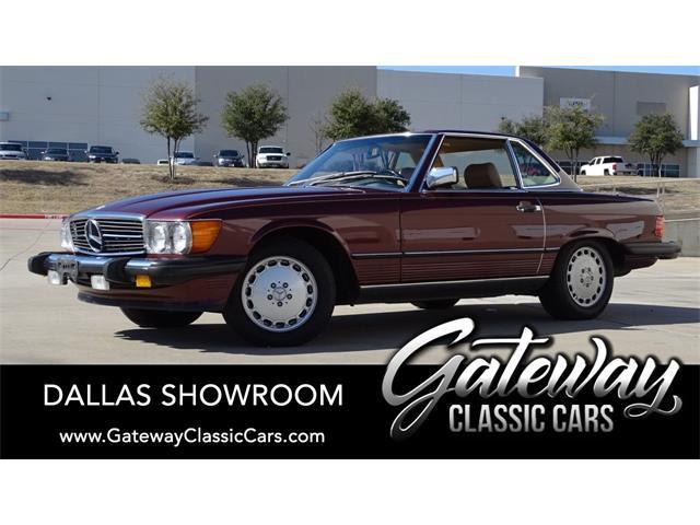 1986 Mercedes-Benz 560SL (CC-1468017) for sale in O'Fallon, Illinois