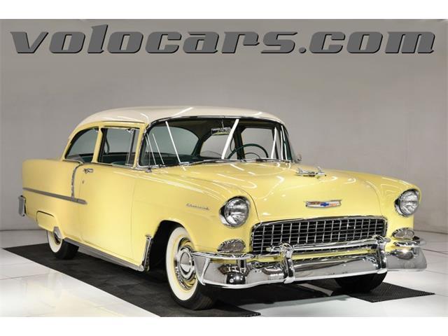 1955 Chevrolet 210 (CC-1468018) for sale in Volo, Illinois