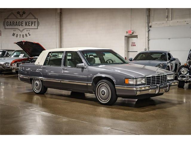1993 Cadillac Sixty Special (CC-1468019) for sale in Grand Rapids, Michigan