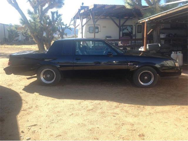 1987 Buick Grand National (CC-1468026) for sale in Cadillac, Michigan