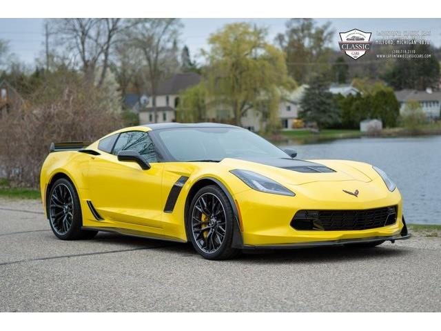 2016 Chevrolet Corvette (CC-1468029) for sale in Milford, Michigan