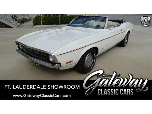 1971 Ford Mustang (CC-1468046) for sale in O'Fallon, Illinois
