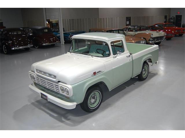 1959 Ford F100 (CC-1468064) for sale in Rogers, Minnesota