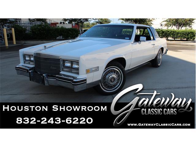 1985 Cadillac Eldorado (CC-1468065) for sale in O'Fallon, Illinois