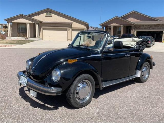 1979 Volkswagen Super Beetle (CC-1468067) for sale in Cadillac, Michigan