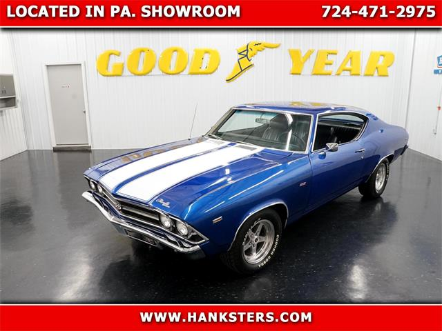 1969 Chevrolet Chevelle (CC-1468069) for sale in Homer City, Pennsylvania
