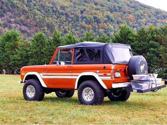 1976 Ford Bronco (CC-1468070) for sale in Cadillac, Michigan