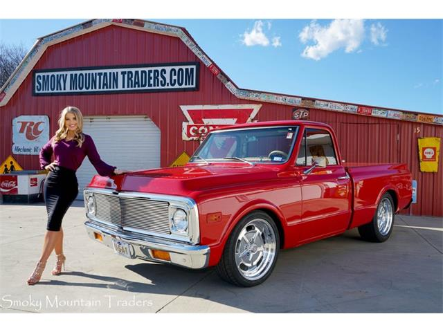 1971 Chevrolet C10 (CC-1468074) for sale in Lenoir City, Tennessee