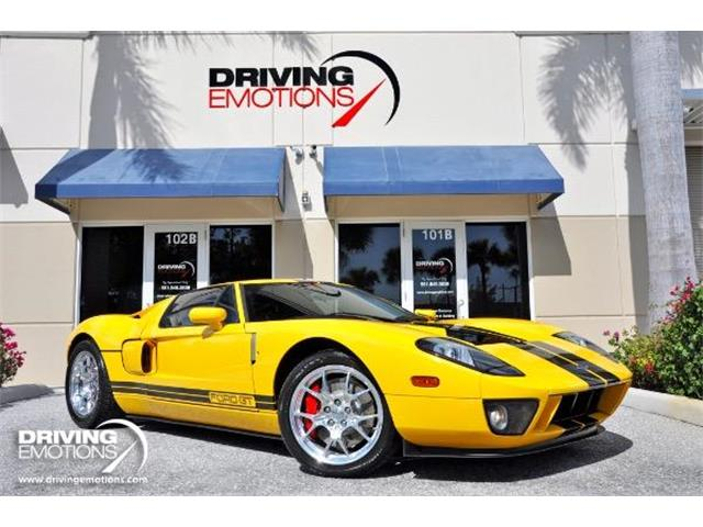 2006 Ford GT (CC-1468077) for sale in West Palm Beach, Florida