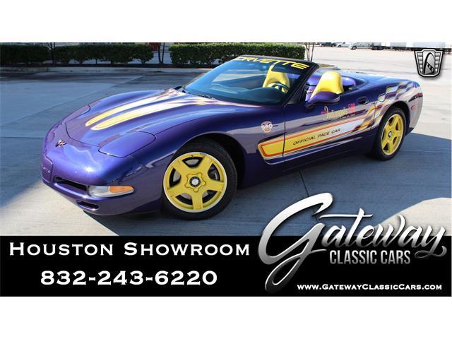 1998 Chevrolet Corvette (CC-1468078) for sale in O'Fallon, Illinois