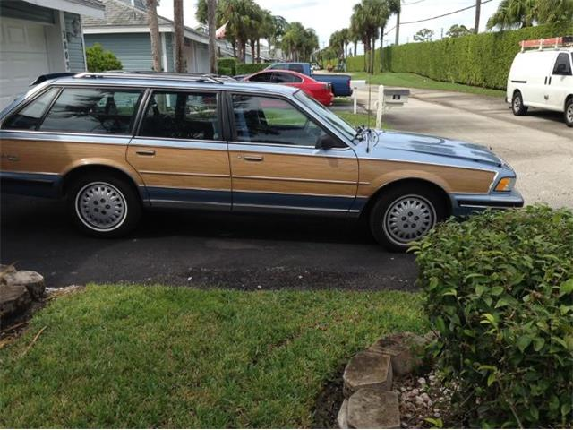1992 Buick Century (CC-1468079) for sale in Cadillac, Michigan