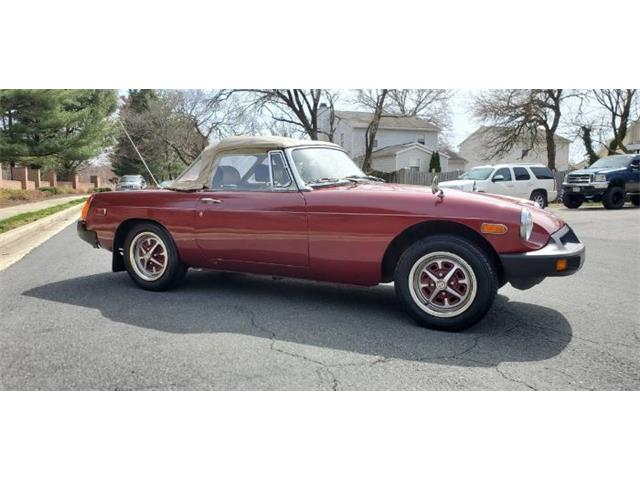 1974 MG MGB (CC-1468082) for sale in Cadillac, Michigan