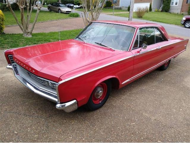 1966 Chrysler Newport (CC-1468084) for sale in Cadillac, Michigan