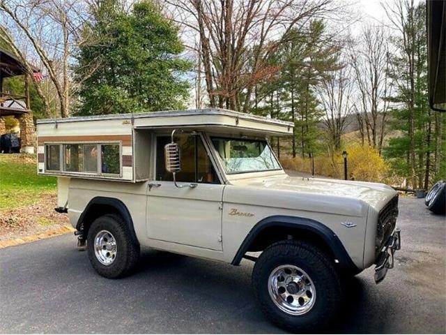 1967 Ford Bronco (CC-1468087) for sale in Cadillac, Michigan