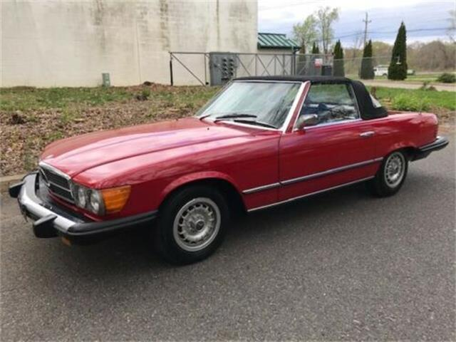 1975 Mercedes-Benz 450SL (CC-1468093) for sale in Cadillac, Michigan