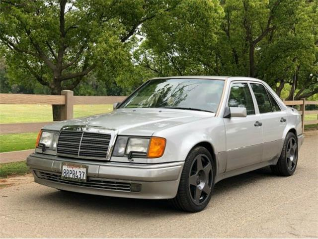 1992 Mercedes-Benz 500 (CC-1468094) for sale in Cadillac, Michigan