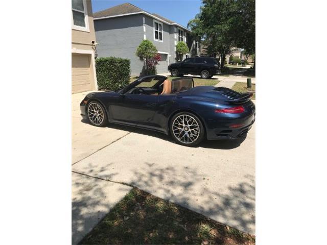 2016 Porsche 911 Turbo (CC-1468096) for sale in Cadillac, Michigan