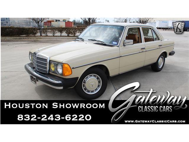 1981 Mercedes-Benz 240D (CC-1468098) for sale in O'Fallon, Illinois