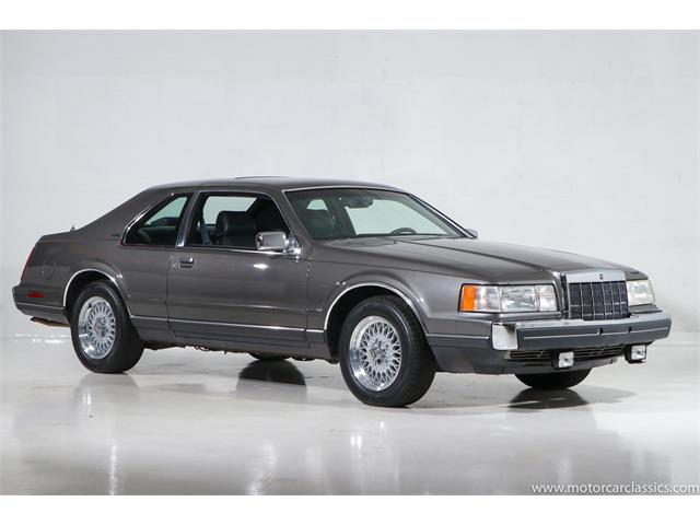 1989 Lincoln Mark VII (CC-1468104) for sale in Farmingdale, New York