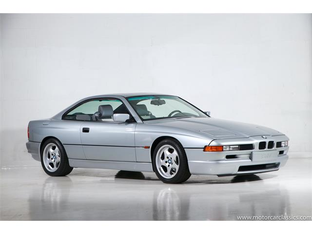 1995 BMW 8 Series (CC-1468108) for sale in Farmingdale, New York