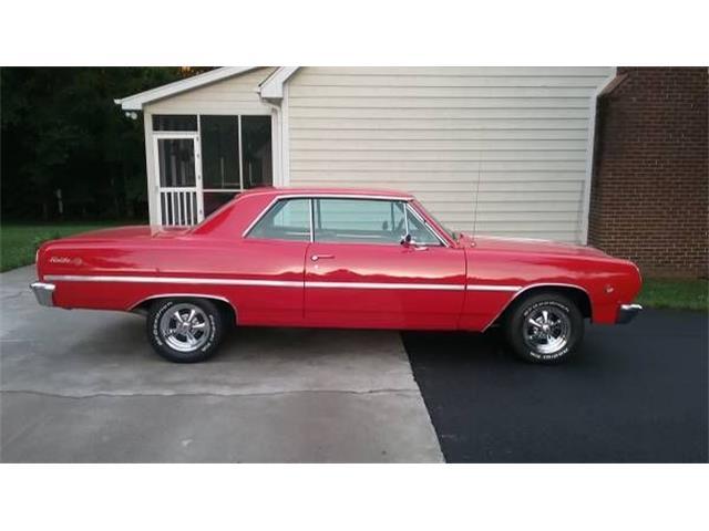 1965 Chevrolet Chevelle (CC-1468109) for sale in Cadillac, Michigan