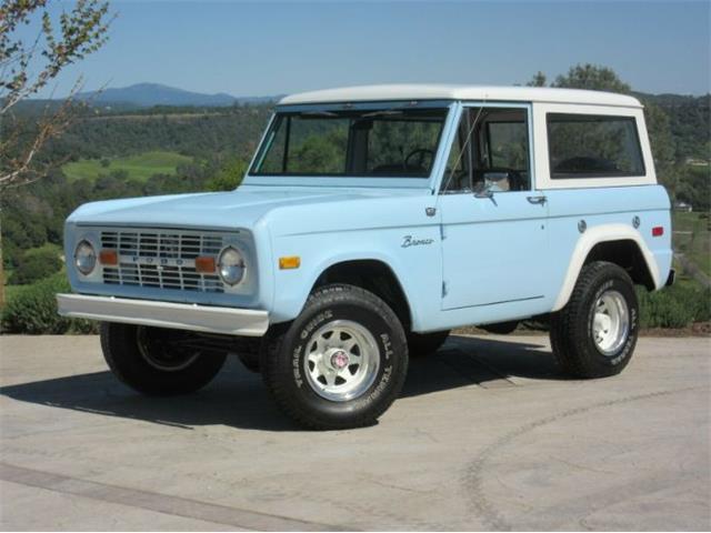 1974 Ford Bronco (CC-1468110) for sale in Cadillac, Michigan