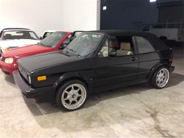 1993 Volkswagen Rabbit (CC-1468118) for sale in Cadillac, Michigan