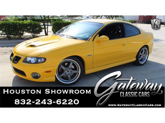 2005 Pontiac GTO (CC-1460812) for sale in O'Fallon, Illinois