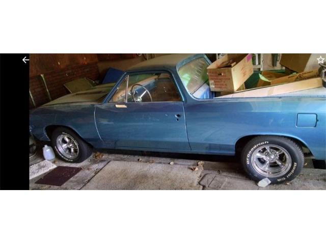 1967 Chevrolet El Camino (CC-1468120) for sale in Cadillac, Michigan