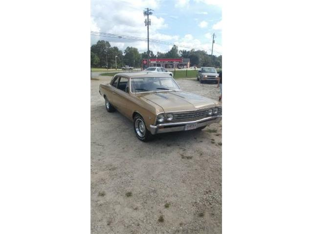 1967 Chevrolet Chevelle (CC-1468127) for sale in Cadillac, Michigan