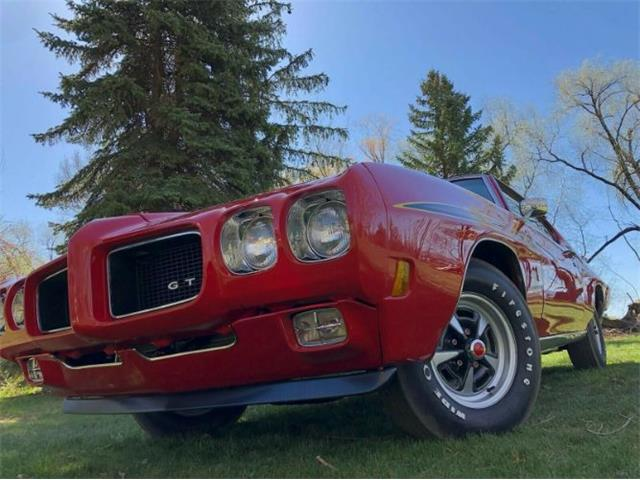 1970 Pontiac GTO (CC-1468130) for sale in Cadillac, Michigan
