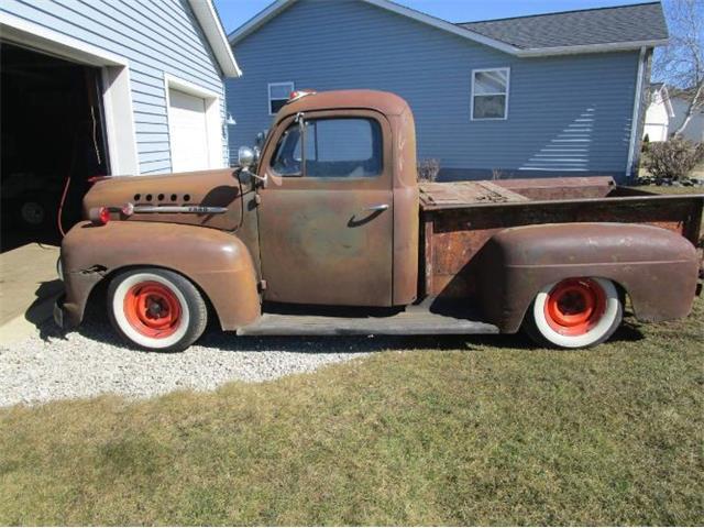 1952 Ford F6 (CC-1468131) for sale in Cadillac, Michigan