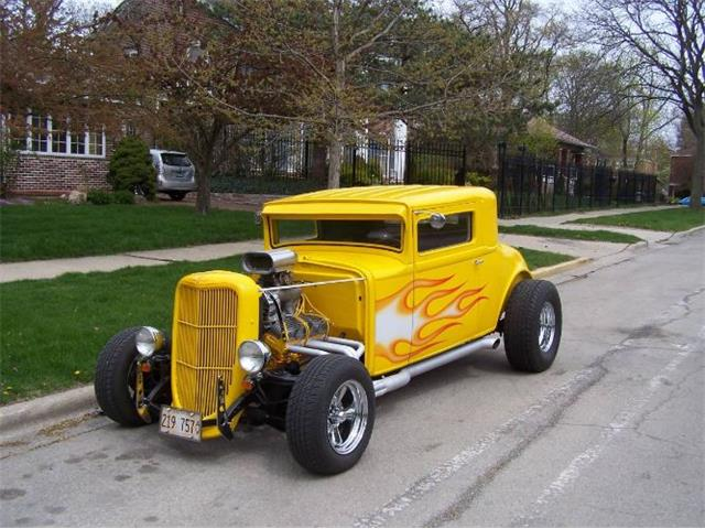 1931 Ford Coupe (CC-1468134) for sale in Cadillac, Michigan