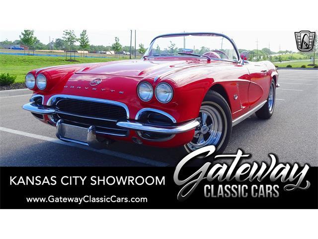 1962 Chevrolet Corvette (CC-1468135) for sale in O'Fallon, Illinois