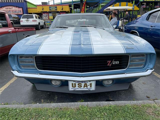 1969 Chevrolet Camaro (CC-1468143) for sale in Addison, Illinois