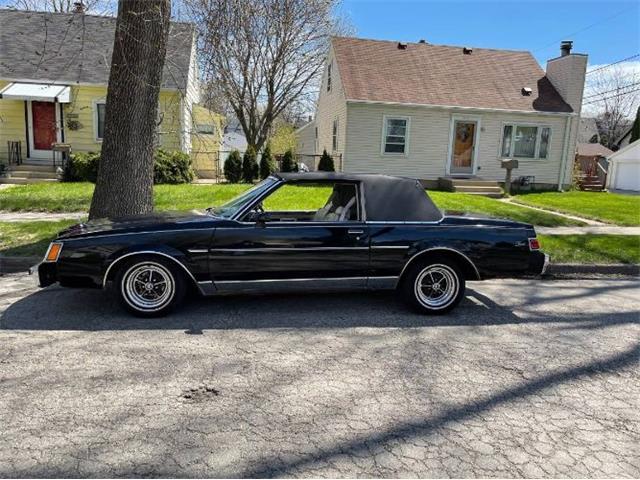 1983 Buick Reatta (CC-1468148) for sale in Cadillac, Michigan