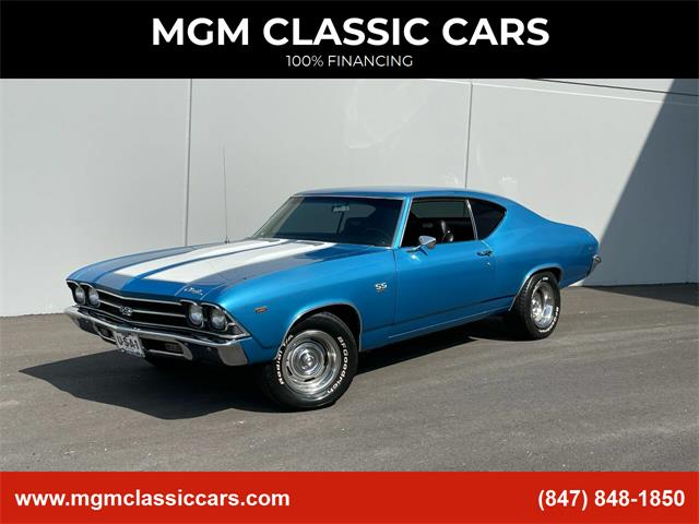 1969 Chevrolet Chevelle (CC-1468151) for sale in Addison, Illinois