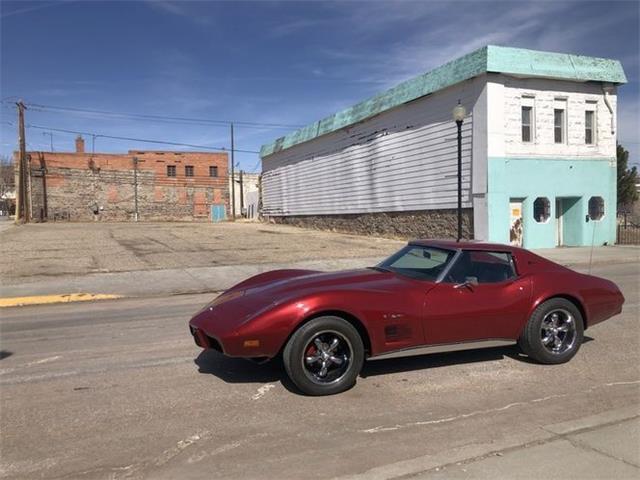 1976 Chevrolet Corvette (CC-1468161) for sale in Cadillac, Michigan