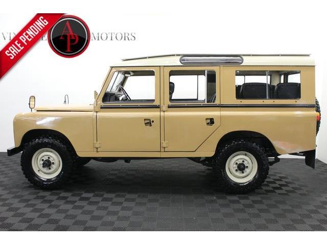 1980 Land Rover Santana (CC-1468170) for sale in Statesville, North Carolina