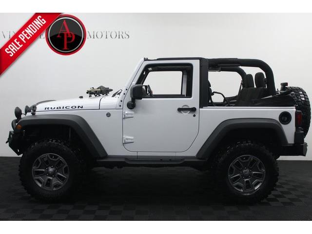 2017 Jeep Wrangler (CC-1468171) for sale in Statesville, North Carolina