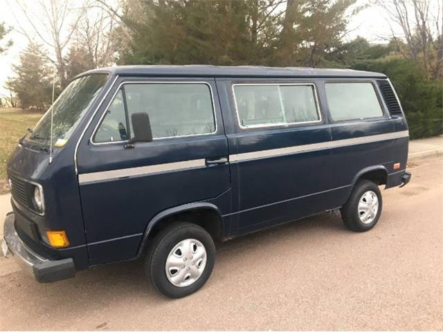 1985 Volkswagen Vanagon (CC-1468181) for sale in Cadillac, Michigan