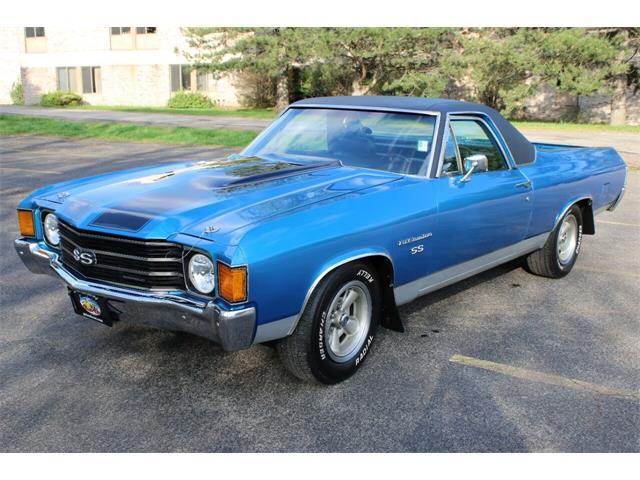 1972 Chevrolet El Camino (CC-1468191) for sale in Hilton, New York
