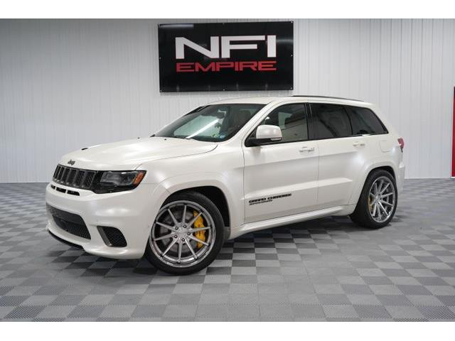 2018 Jeep Grand Cherokee (CC-1468197) for sale in North East, Pennsylvania