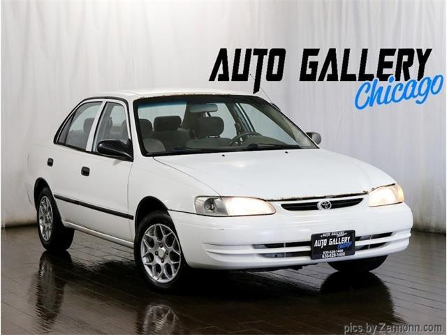 1999 Toyota Corolla (CC-1468200) for sale in Addison, Illinois
