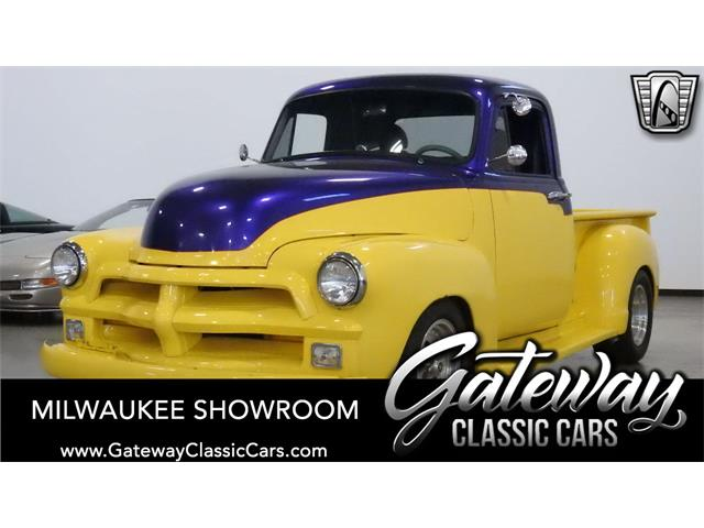 1955 Chevrolet 3100 (CC-1468211) for sale in O'Fallon, Illinois