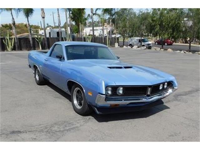 1970 Ford Ranchero (CC-1468215) for sale in Fallbrook, California