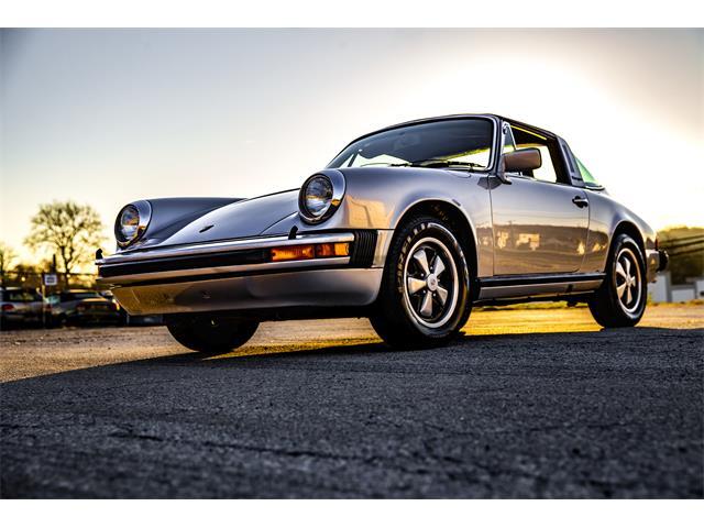 1976 Porsche 911 (CC-1468224) for sale in Carlisle, Pennsylvania